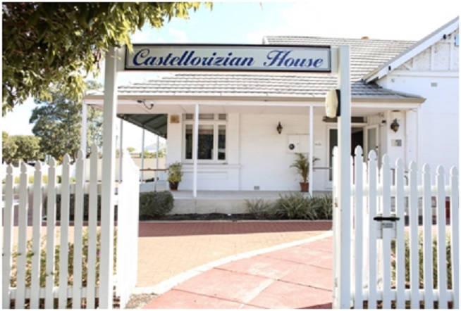 Cazzie House History