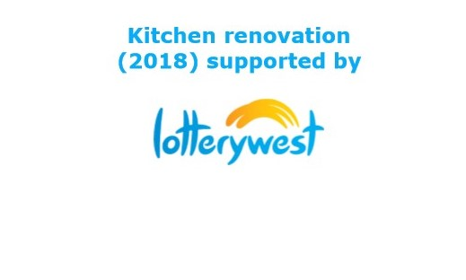 LotteryWest logo for Homepage
